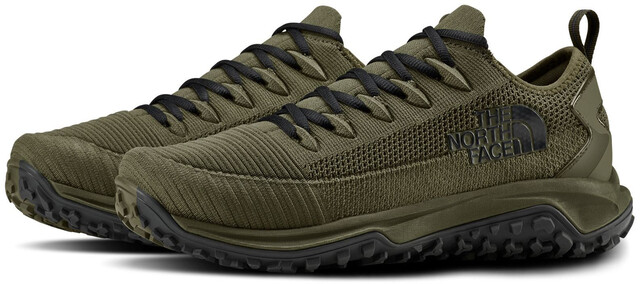 The North Face Truxel Chaussures Homme, new taupe greentnf black